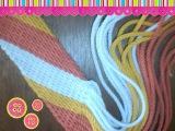 Como hacer gasa fajon tipo Wayuu