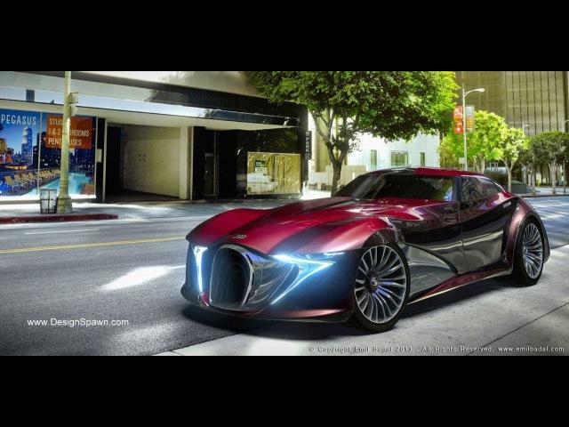 Bugatti Type X7S Concept