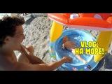 VLOG: Отдых с маленьким ребенком: на море! (часть 2)