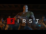8 Minutes of Gears of War 4 DeeBee Campaign Gameplay (1080p 60fps) – IGN First