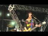 Naruto Shippuden ☆ Op 16 FULL live ★ Silhouette ♎ KANA-BOON【ナルト 疾風伝】METROCK2015