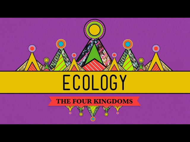 Ecology Rules for Living on Earth Crash Course Biology 40