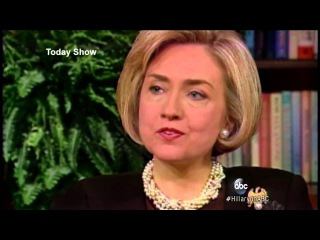Hillary Clinton Discusses Monica Lewinsky and Her Marriage