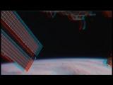 НАСА 3D тур по Международной космической станции. Анаглифная зарядка для глаз.