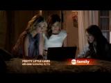 Милые обманщицы/Pretty Little Liars (2010 - ...) ТВ-ролик (сезон 3, эпизод 8)