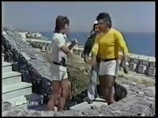 İsyan (1975) Serdar Gökhan - Banu Alkan - Bilal İnci