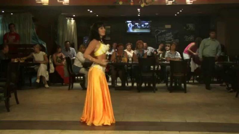 Монахова Ольга « Kheles el Dam» - TV shans