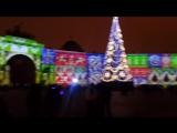 Новый год 2016- Дворцовая площадь!!!
