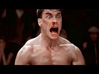 Скотт Эдкинс ,Bruce Lee, С.Сигал -Драки в стиле школ айкидо ,ушу и карате до 23