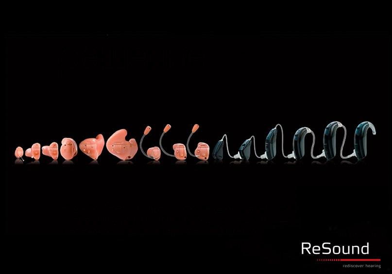 Каждый слуховой аппарат линейки ReSound Verso™ – это ряд особенных преимуществ: