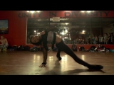 YANIS MARSHALL CHOREOGRAPHY INTO YOU ARIANA GRANDE. LOS ANGELES MILLENNIUM.