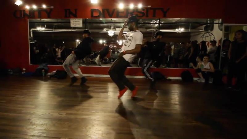 Josh Williams Choreography   Rihanna - Pose