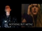ReinXeed NOTHING BUT METAL (HD MUSIC VIDEO)