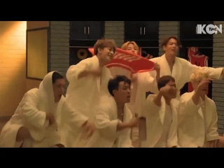iKON - RHYTHM TA MV BEHIND THE SCENES (JAPAN DVD Version) [рус. суб.]