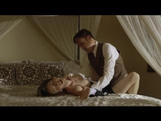 Ashlynn yennie, sara luvv - submission (2016) (эротическая постельная сцена из фильма знаменитость трахается голая sex scene гор