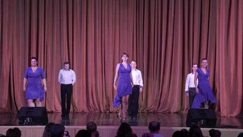 Бальные танцы, пр. Дарья Михантьева и Эдвард Заруднев