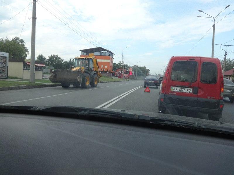 Харьковчан заставили понервничать с утра (ФОТО, ВИДЕО)