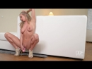 ★★★Lolly Gartner - Latvian Blonde S Shaved Pussy Vibrator!!!★★★