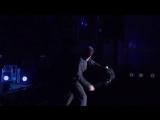 Отрывок из концерта Элис Купер. I love the Death