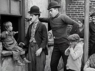 фильм Чарли Чаплина | Малыш | 1921 год ))