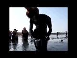 Крым, лечебные грязи, голая девушка._Full-HD.mp4