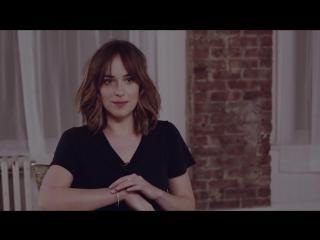 Дакота Джонсон для Marie Claire US BTS of Dakota Johnson for Marie Claire US (March 2016)