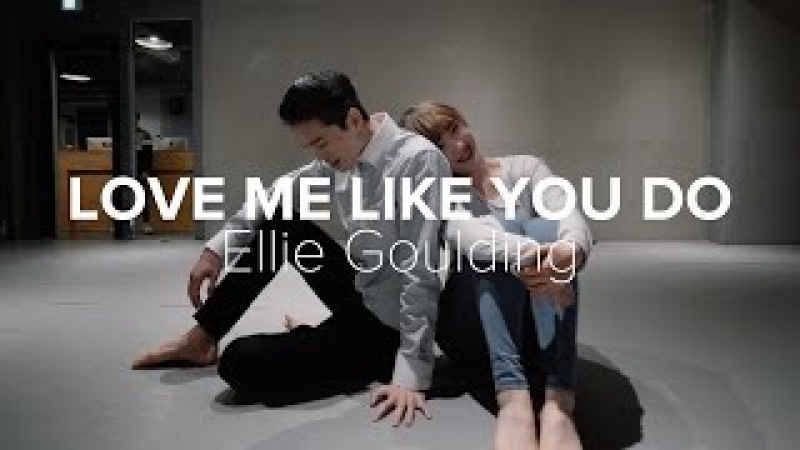 Love Me Like You Do - Ellie Goulding / Jay Kim Choreography