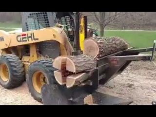 LiveLeak - Wood Chopper