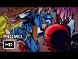 Агент Картер промо 2-го сезона сериала  Marvel's Captain America: 75 Heroic Years / Agent Carter Season 2 Promo (HD)