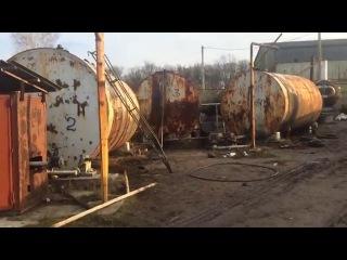 Правоохранители на Львовщине ликвидировали подпольный завод печного топлива