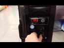 Активная акустика WBI K12, 200Вт, FM радио, USB, SD, Микрофон, Гитара.