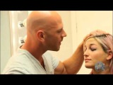 Johnny Sins does Kissa Sins make up