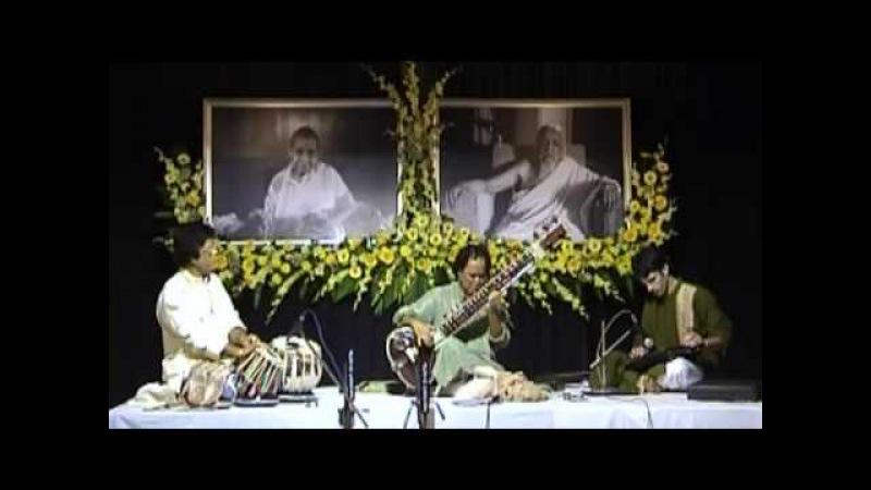 Krishna Bhatt Anindo Chatterjee, Rāg Charukeshi part 1