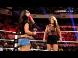 AJ Lee's Pipe Bomb On Kaitlyn - WWE Raw WWE Raw 61012