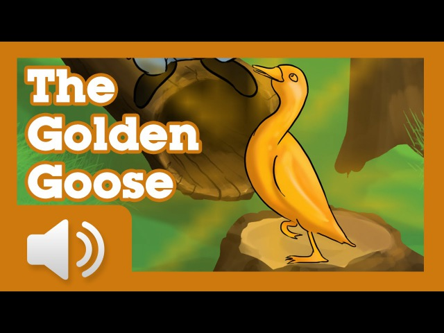The Golden Goose Fairy tales and stories for children