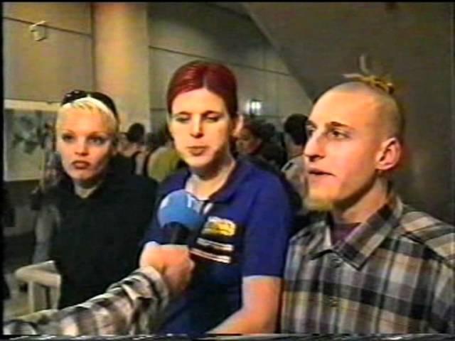 Im Techno Rausch 60 Stunden Dauerparty -1995- (ARD-Doku)