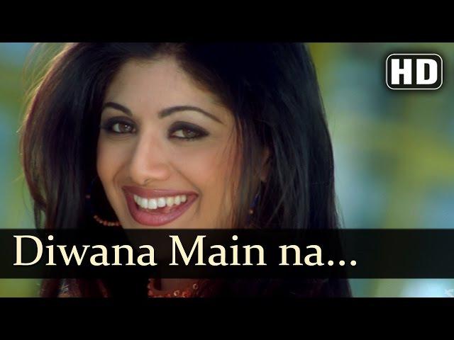 Diwana Main Na Tha   Indian Songs   Sunny Deol   Shilpa Shetty   Shaan   Alka Yagnik