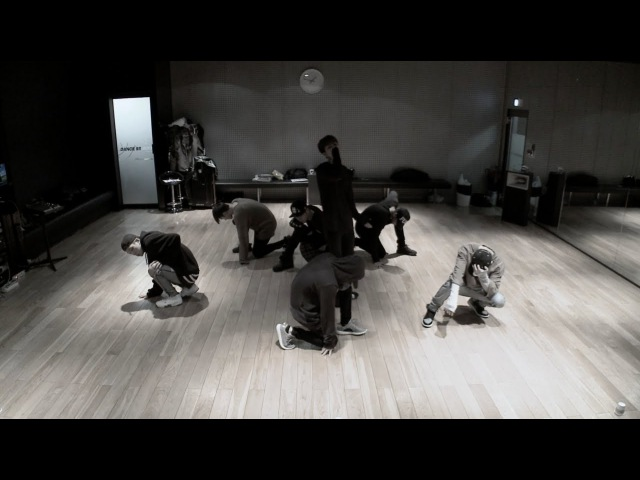 IKON - '지못미(APOLOGY)' DANCE PRACTICE