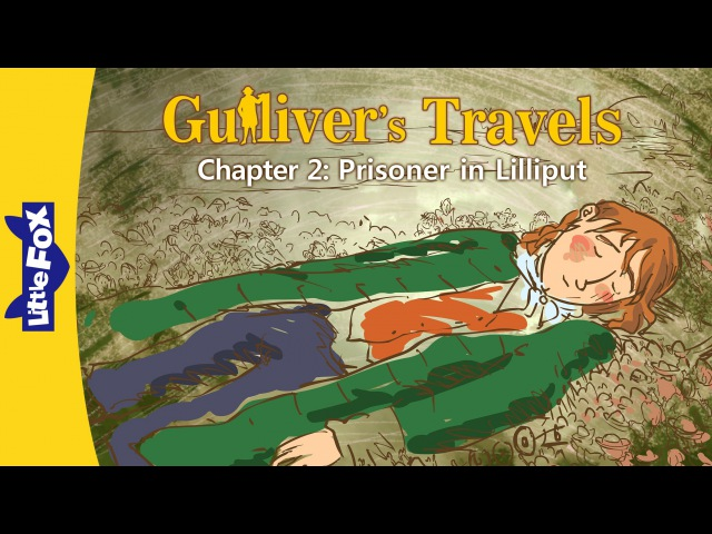 Gulliver's Travels 2: Prisoner in Lilliput | Level 5 | By Little Fox