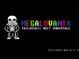 Tailovskii - MeGaLoVania (UndertaleHomestuck) Tailovskii Meet Undertale