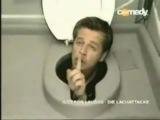 Скрытая камера в туалете