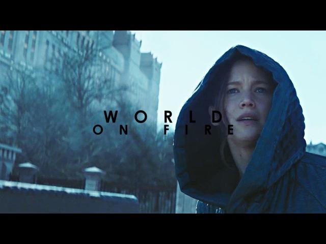 World on Fire [THG]