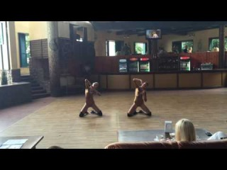 Strip duo by Aleksandra & Ekaterina 3 place