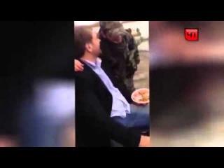 Емельяненко пьяный с Галустяном