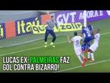 Gol Contra BIZARRO de Lucas! Santos 2 x 0 Cruzeiro - Brasileirão 2016 HD