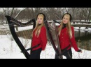 CAROL OF THE BELLS - Harp Twins - Camille and Kennerly