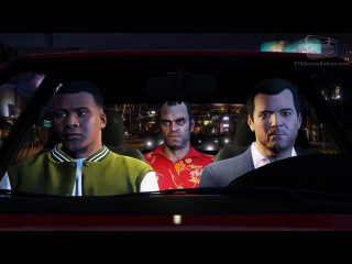 Grand Theft Auto V - What is Love?