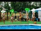 Денис TV- поездка на Клязьминское водохранилище Мини зоопарк ВерблюдЛисыРыси