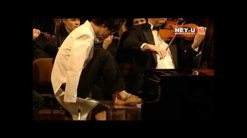 Liu Wei - Armless Pianist - Winner of China´s got Talent