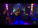 Leighton Meester singing Heartstrings on VH1 Big Morning Buzz 101714 HD